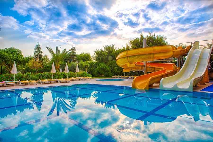 Telatiye Resort Hotel 5 Turciya Foto I Otzyvy Ob Otele